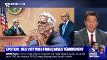Affaire Jeffrey Epstein: trois victimes présumées entendues en France - 11/09