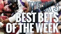 Week 3: College Football Best Bets of the Week