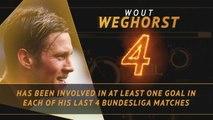 Fantasy Hot or Not - Weghorst look to continue streak