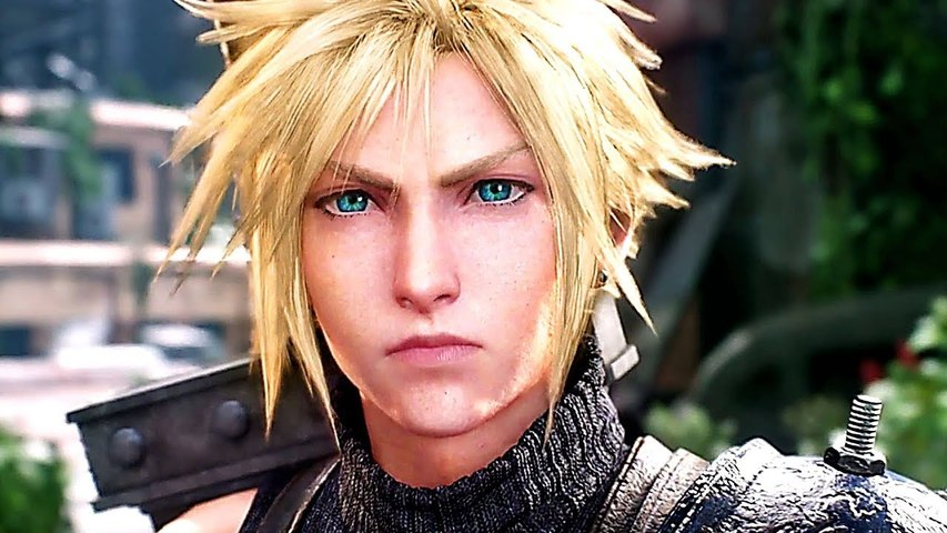 FINAL FANTASY 7 REMAKE Bande Annonce _TGS_ Gameplay (Nouvelle, 2020) PS4