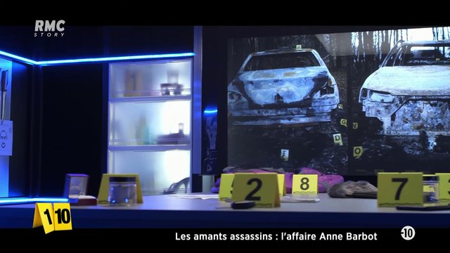 Indices 4x05 - Les amants assassins