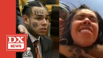 Tekashi 6ix9ine Admits To Domestic Violence As Part Of Cooperation Agreement