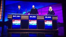 Jeopardy! Words of the 2000s on Final Jeopardy with James Holzhauer 22nd Appearance (5/3/19)