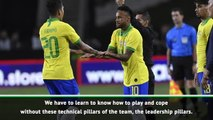 Brazil must learn how to cope without Neymar - Tite