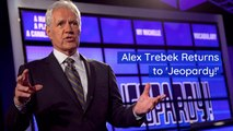 The Jeopardy Legend Is Back