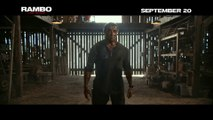 Sylvester Stallone - Rambo Last Blood movie - Hurt