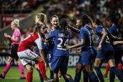 SC Braga - Paris Saint-Germain Féminines : Les buts et les réactions