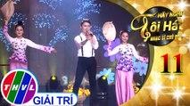 THVL | Hãy nghe tôi hát - Nhạc sĩ chủ đề - Tập 11[1]: Hoa Soan Bên Thềm Cũ – Đào Ngọc Sang