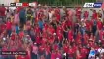 Highlights | Hồng Lĩnh Hà Tĩnh - XM Fico Tây Ninh | Hà Tĩnh vô địch trước 2 vòng đấu | VPF Media