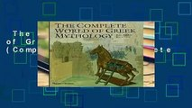 The Complete World of Greek Mythology (Complete Series) Complete