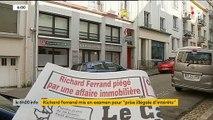 """Le président LREM de l'Assemblée nationale, Richard Ferrand, mis en examen cette nuit pour """"prise illégale d'intérêts"""" dans l'affaire des Mutuelles de Bretagne"""