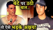 This Is What Akshay Kumar Has To Say To Trollers Who Made Nasty Comments On Aarav Kumar