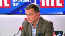 Louis Aliot sur RTL pour les élections européennes
