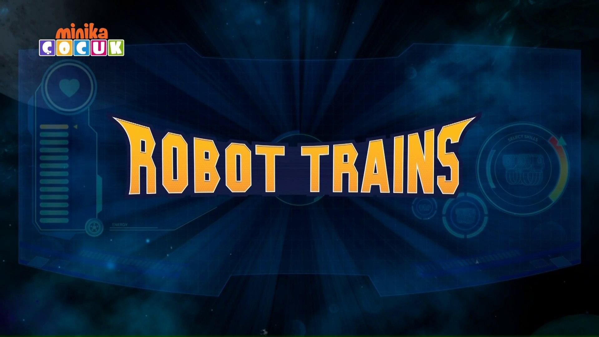 Robot Trenler Macera Basliyor 1 Bolum Minika Dailymotion Video
