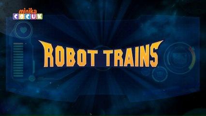 Robot Trenler | Macera Başlıyor -1. Bölüm | minika