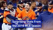 These 2019 Baseball Statistics May Interest You