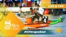 2019 ICF Dragon Boat Club Crew World Championships Kiev Ukraine / Day 1
