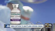 New option to battling opioid crisis
