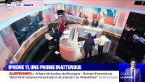 IPhone 11, une phobie inattendue - 12/09
