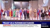 """La série culte """"Palace"""" passe de la télévision au théâtre"""