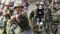 Watch Video : New face off between Indian Army and Chinese Army