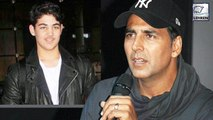 Akshay Kumar ANGRY On People Who Trolled His Son