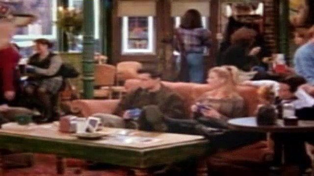 Friends Season 2 Episode 11 The one with the lesbian wedding