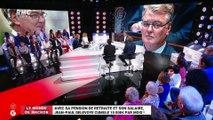 Le monde de Macron : Pension de retraite et salaire, Delevoye cumule 10.000 euros par mois - 12/09