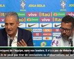 """Brésil - Tite : """"Nous devons apprendre à jouer sans Neymar"""""""