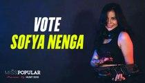 Vote SOFYA Nenga ,  Miss POPULAR 2019 - Pioneer DJ Hunt