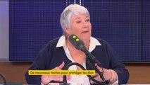 """Agressions de maires : Jacqueline Gourault dénonce """"un phénomène de déviance de la société"""""""