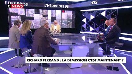 Christophe Girard - L'Heure des Pros Jeudi 12 septembre