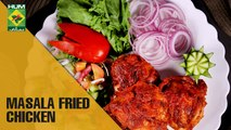 Crispy Masala Fried Chicken | Lazzat | Masala TV Shows | Samina Jalil