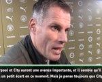 """Premier League - Carragher : """"Manchester City est favori"""""""