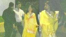 Alia Bhatt visits Ranbir Kapoor's house to meet Rishi Kapoor; Check out here | FilmiBeat