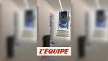 Carlo Ancelotti « choqué » par l'état des vestiaires de San Paolo - Foot - ITA - Naples