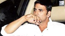 When Akshay Kumar Couldn't Control His Tears  After Hearing The Demise Of His Fan