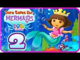 Dora the Explorer: Dora Saves the Mermaids Part 2 (PS2) The Mermaid's Crown