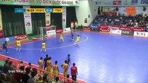 Trực tiếp   Đà Nẵng - Thái Sơn Nam   Futsal HDBank 2019   VFF Channel
