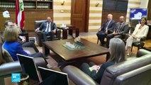 ما الأسس التي يتمسك بها لبنان لترسيم الحدود مع إسرائيل؟