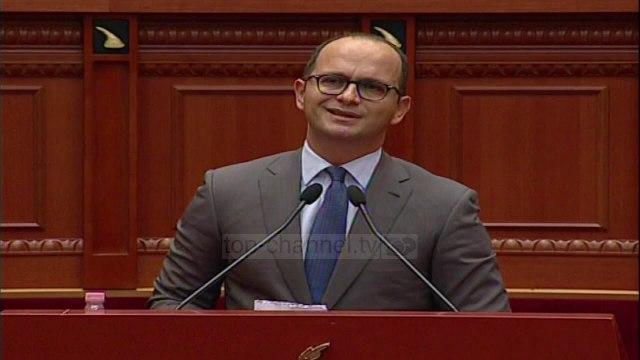 Bushati kritik në parlament, Balla: Për pesimistët u them se ne do hapim negociatat - Top Channel