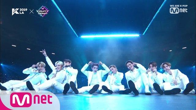 에이티즈(ATEEZ) - WAVE|KCON 2019 LA × M COUNTDOWN