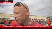 Replay Marathon du Médoc 2019-Ambiance sur la parcours 5 / runners atmosphere on the way 5