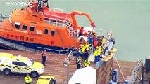 Les migrants de plus en plus nombreux à tenter de traverser la Manche, par peur du Brexit