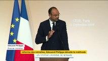 Retrouvez l'intégralité du discours d'Edouard Philippe présentant le calendrier et la méthode de la future réforme des retraites