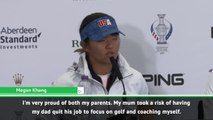 Park and Khang reveal how close they were to not being at Gleneagles