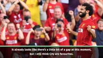 Liverpool can beat Man City to the title - Carragher