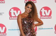 Amber Gill parties with TV stars at Sure's Everyday Gym