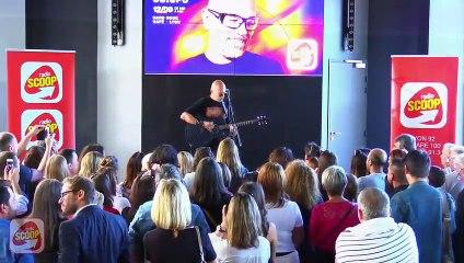Radio SCOOP : Pascal Obispo en concert privé au Hard Rock Café de Lyon