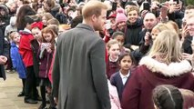 Prince Harry lends his hand to charity